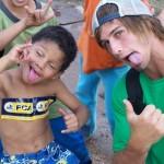Jay on a mission trip to Brazil