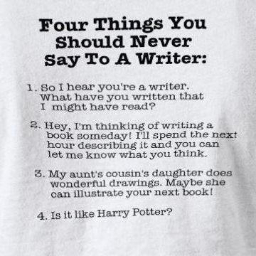 Four Things Writer